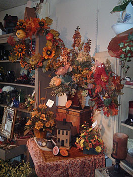 Autumn flowers and fall decor from Chillicothe Floral