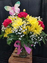 Watercolor Wonder from Chillicothe Floral, local florist in Chillicothe, OH