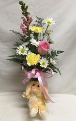 Bunny Hug Bouquet from Chillicothe Floral, local florist in Chillicothe, OH