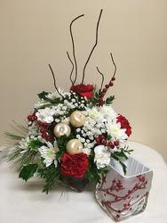 Chillicothe Floral's Winterberry Kisses Bouquet from Chillicothe Floral, local florist in Chillicothe, OH