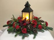 Christmas Glow Keepsake Bouquet from Chillicothe Floral, local florist in Chillicothe, OH