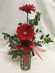 Classy Gerbers from Chillicothe Floral, local florist in Chillicothe, OH