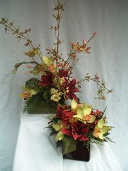 Permanent Botanical Contemporary from Chillicothe Floral, local florist in Chillicothe, OH