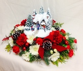 Kinkade's 2015 Country Christmas by Chillicothe Floral from Chillicothe Floral, local florist in Chillicothe, OH