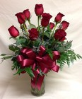 Long-stemmed Roses from Chillicothe Floral, local florist in Chillicothe, OH