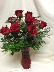 Medium Red Roses from Chillicothe Floral, local florist in Chillicothe, OH