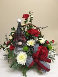 Buckeye Gnome from Chillicothe Floral, local florist in Chillicothe, OH