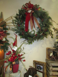 Permanent Christmas Arrangements from Chillicothe Floral, local florist in Chillicothe, OH