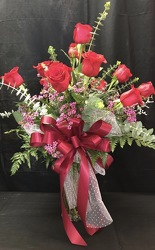 Premiun Dozen Roses from Chillicothe Floral, local florist in Chillicothe, OH