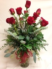 Premium Long-stemmed Red Roses from Chillicothe Floral, local florist in Chillicothe, OH