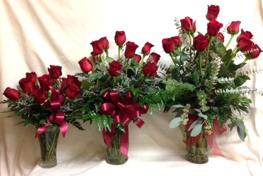 Rose Comparison from Chillicothe Floral, local florist in Chillicothe, OH