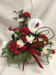 Cardinals and Angels from Chillicothe Floral, local florist in Chillicothe, OH