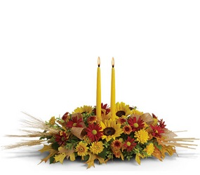Glory of Autumn Centerpiece