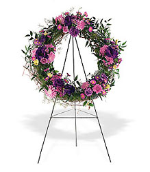 Grapevine Wreath from Chillicothe Floral, local florist in Chillicothe, OH
